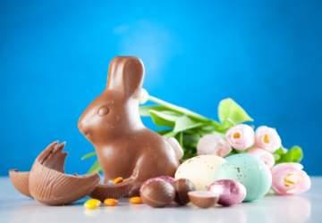 5 delivery de huevos de Pascua para adictos al chocolate