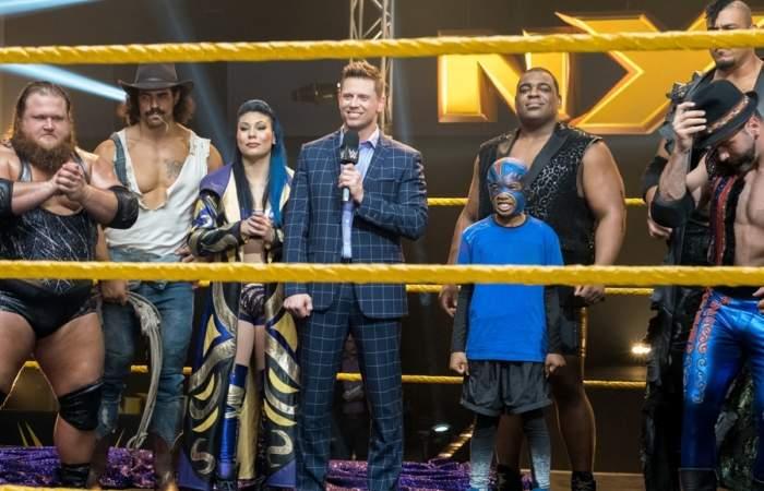 La pelea estelar: la entretenida comedia familiar con la firma de Netflix y la WWE