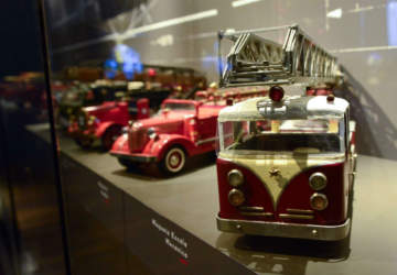 Recorre gratis el Museo de Bomberos y sin salir de tu casa
