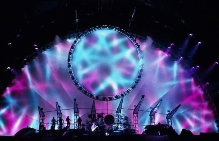 Pink Floyd liberará conciertos completos en YouTube durante un mes