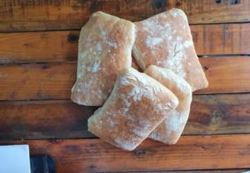 Receta de pan ciabatta de La Buona Forchetta SPA