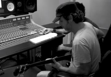 Mira el documental sobre la grabación del último disco de Gustavo Cerati