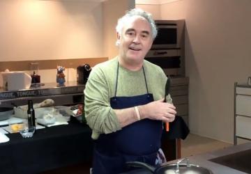 Ferran Adrià, el mejor chef del mundo comparte gratis su libro y sus recetas