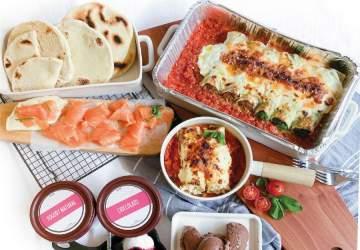 7 sabrosas opciones de delivery para festejar en casa el Día de la Madre