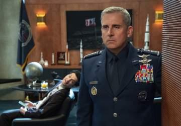 Fuerza Espacial: la nueva comedia en Netflix de la dupla detrás de The Office