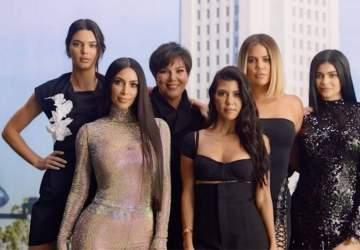 Saquen el tejido que el reality de las Kardashians ya está en Netflix