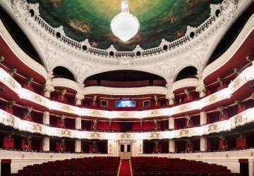 Con un metro de distancia entre el público: así será el regreso de teatros, salas de conciertos, circos y cines independientes
