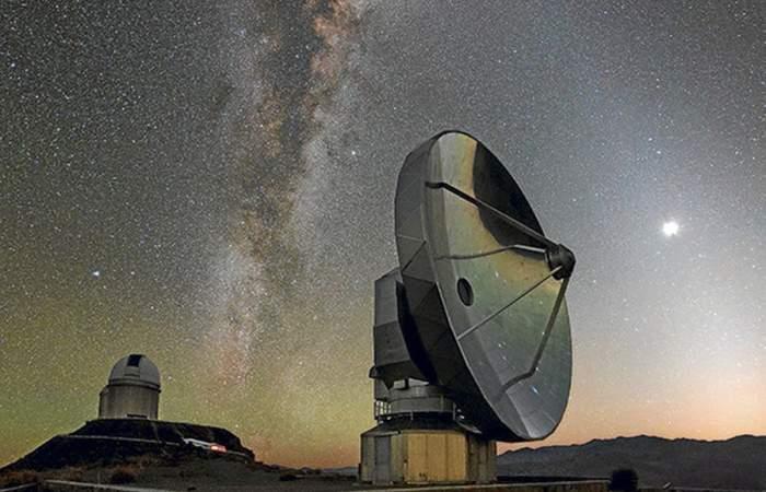 Observatorio Alma se luce con entretenidas charlas y cuentacuentos virtuales sobre el Universo