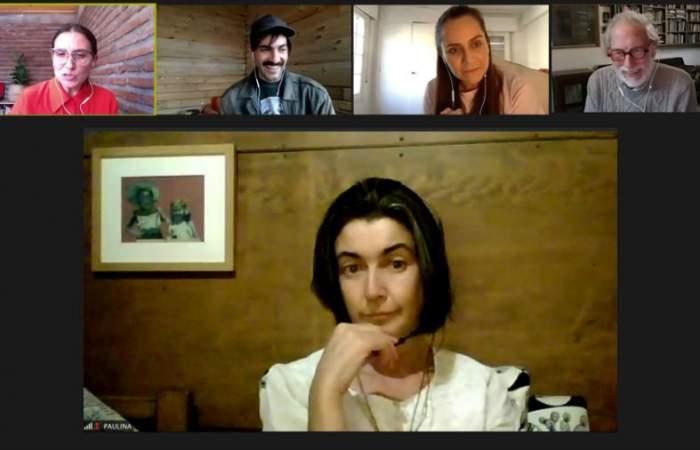 GAM estrena su primera obra por Zoom con Héctor Noguera, Paulina Urrutia y Natalia Valdebenito