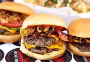 Festeja el Día de la Hamburguesa en tu casa con estos delivery desde $1.500
