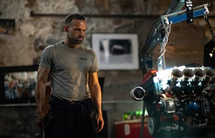 Bala perdida: una simple pero efectiva película francesa de acción en Netflix