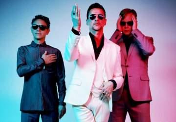 El concierto de Depeche Mode en Berlín que se transmitirá gratis por YouTube
