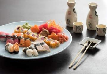 Para ponerse a tono con las Olimpiadas: los lugares imperdibles para probar cocina japonesa en Santiago