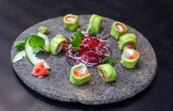 Tres buenos delivery para celebrar el Día del Sushi