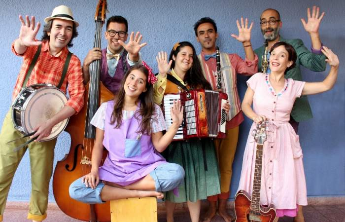 FestiCrin, un festival virtual para bailar y cantar con los niños en la casa