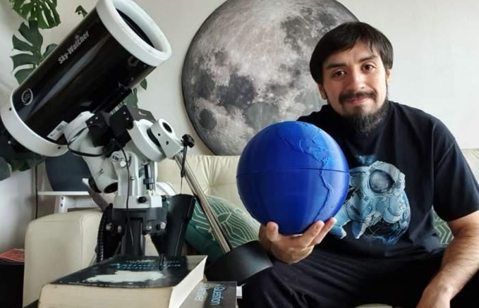 Las entretenidas charlas de astronomía que hará el MIM por Instagram