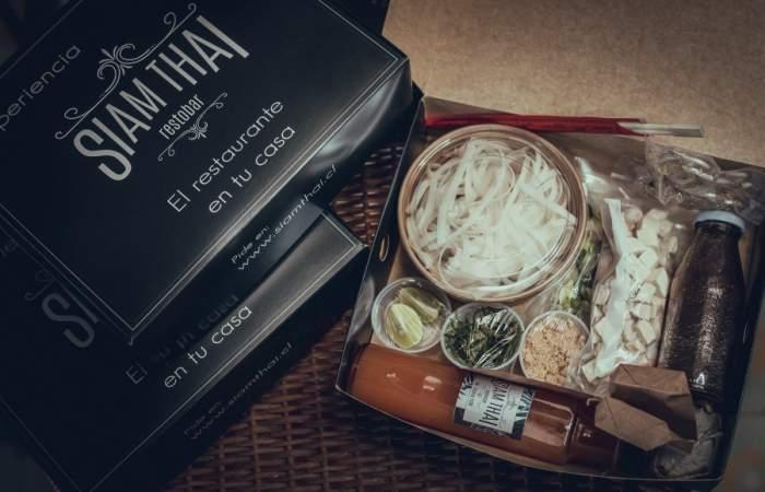 Siam Thai: el delivery que recrea en tu casa la experiencia de este bar