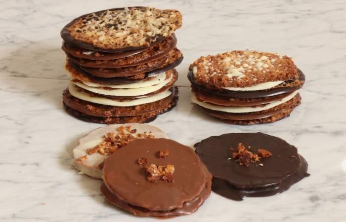 MP Galletas: un delivery que es pura tentación dulce y sin gluten