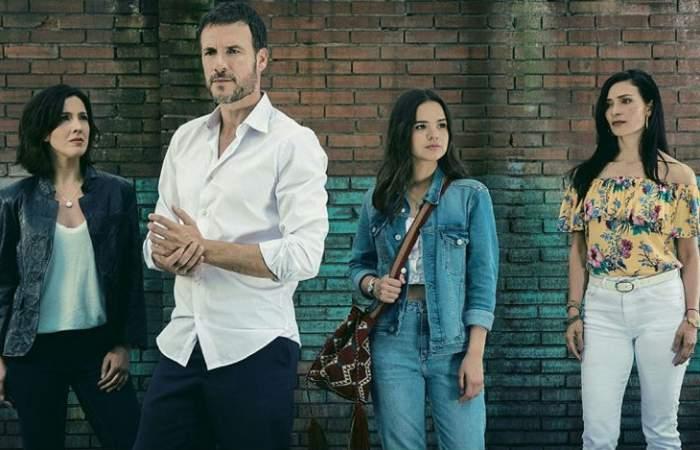 Perdida, la tensa e intrigante serie española que aborda el rapto de menores