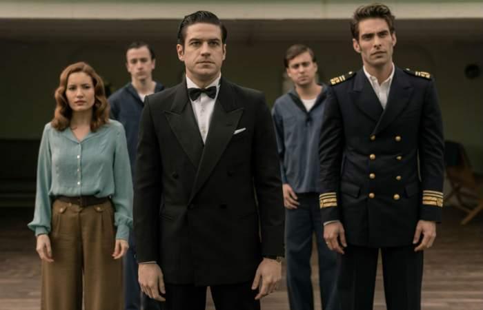 El regreso de Alta Mar y la película Crímenes de Familia son algunos de los estrenos de Netflix en agosto