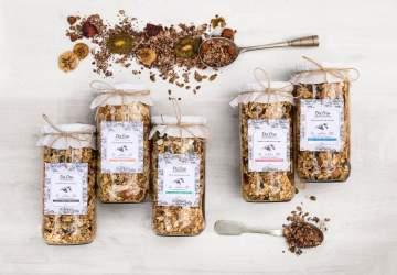 Da' Oro, el delivery con nueve tipos de granolas sustentables y veggies