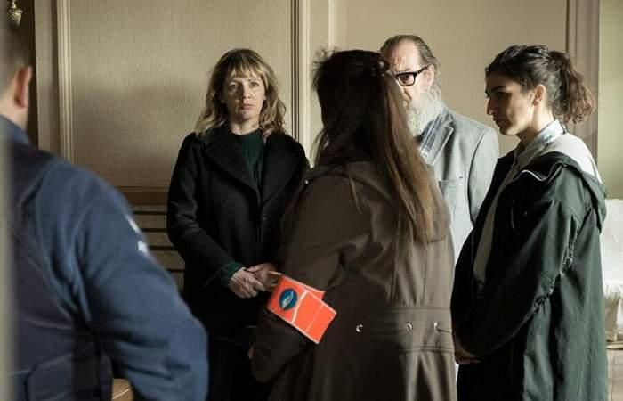 El jurado: la serie belga de Netflix que replantea el género judicial