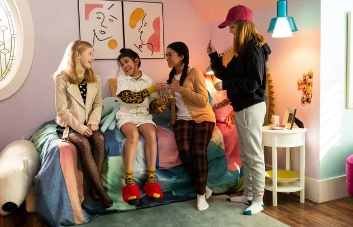 El Club de las Niñeras: una encantadora serie infantil para disfrutar en familia
