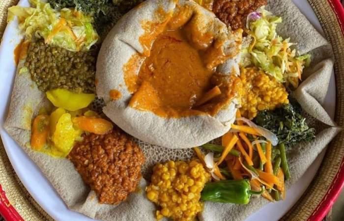 Injera: el primer delivery de cocina etíope y africana de Santiago