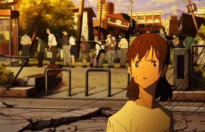 Japón se hunde: 2020, la serie de Netflix donde la animación se suma al desastre