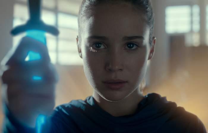 La Monja Guerrera: la renovada y feminista mirada de Netflix a la heroína de cómic