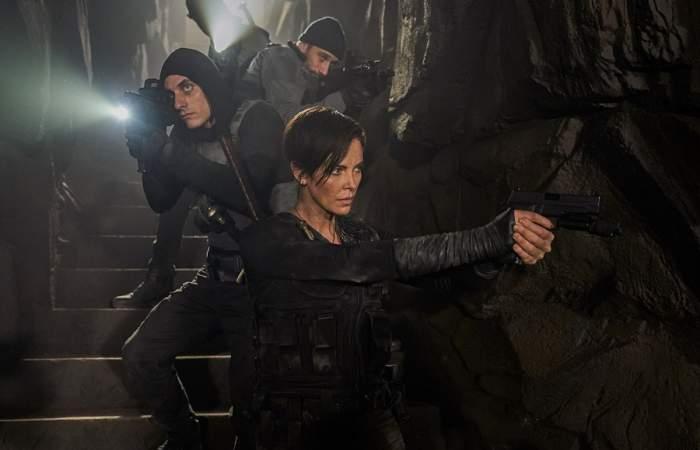 Charlize Theron será una guerrera inmortal en La vieja guardia, la nueva película de acción de Netflix