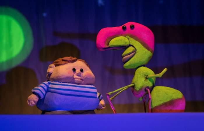 La Rebelión de los Muñecos llenará de marionetas el streaming de Teatro a Mil