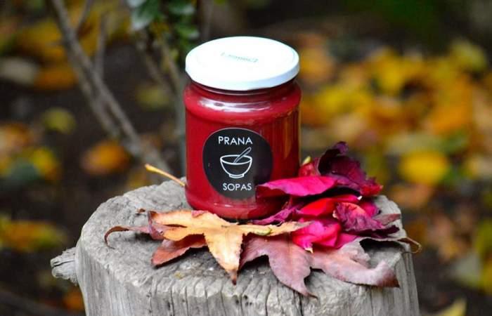 Prana Sopas: un delivery de sopas saludables y artesanales