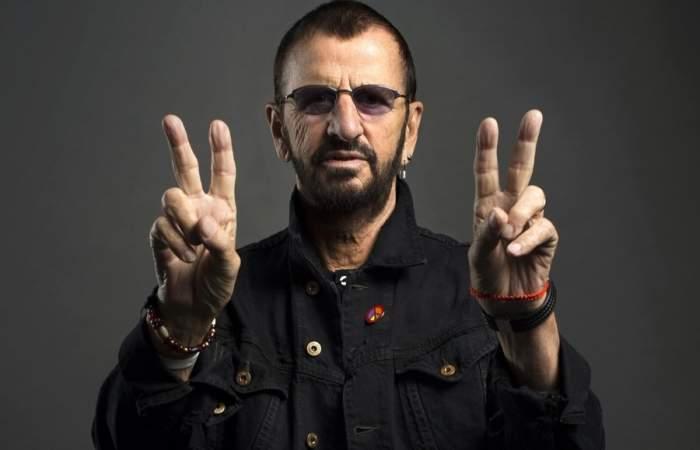 Ringo Starr celebrará su cumpleaños 80 con una fiesta online con Paul McCartney y Sheryl Crow
