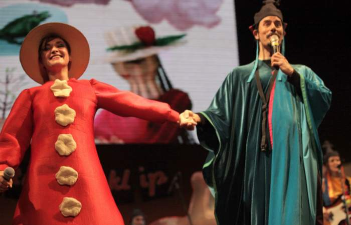 El concierto de Tikitiklip donde conocerás Chile con música y bailes