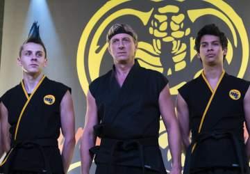 Cobra Kai: la aplaudida serie inspirada en Karate Kid llega a Netflix con sus dos primeras temporadas