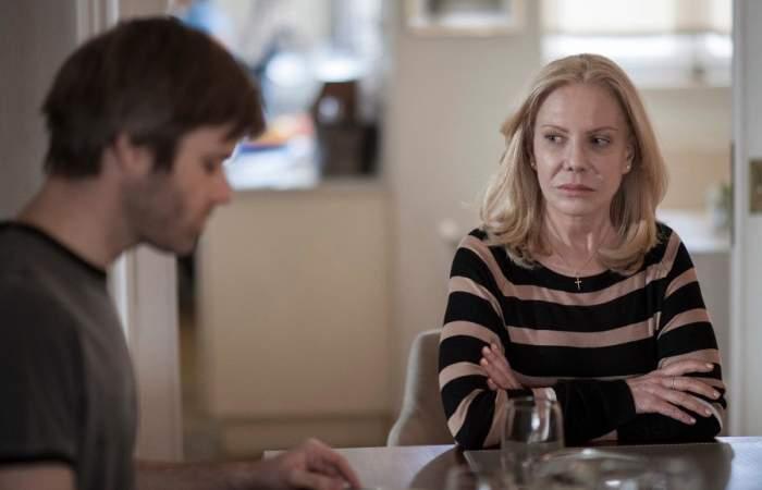 Cecilia Roth vive un drama puertas adentro en el thriller de Netflix Crímenes de familia