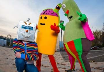 Quédate en casa kids, un festival online para niños divertido, gratuito y solidario