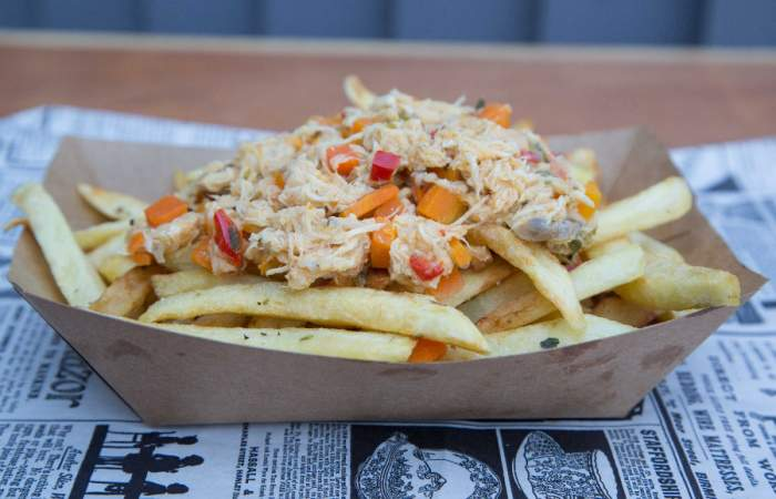 Los delivery con las papas fritas más crujientes y adictivas
