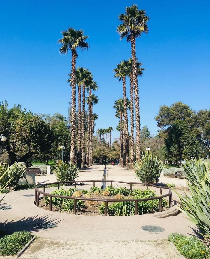 Parque Bernardo Leighton