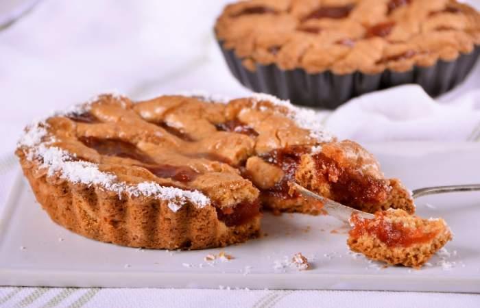 Receta de pasta frola, el delicioso kuchen cubierto de dulce de membrillo