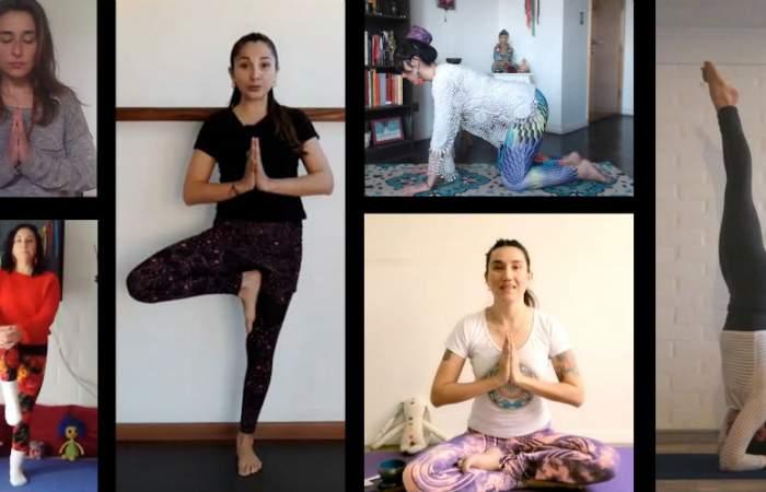 El GAM hará más de 10 clases de yoga virtuales y gratuitas durante dos días