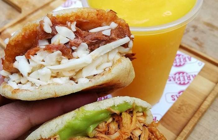 Arepa's: un delivery con toda la nostalgia y sazón venezolana