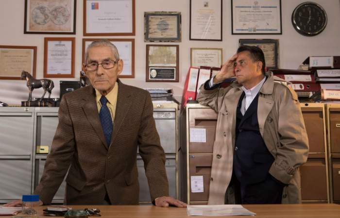 Mira gratis El agente topo, la película que representará a Chile en los premios Oscar