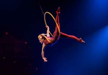 El increíble espectáculo kooza del Cirque du Soleil se transmitirá por televisión abierta