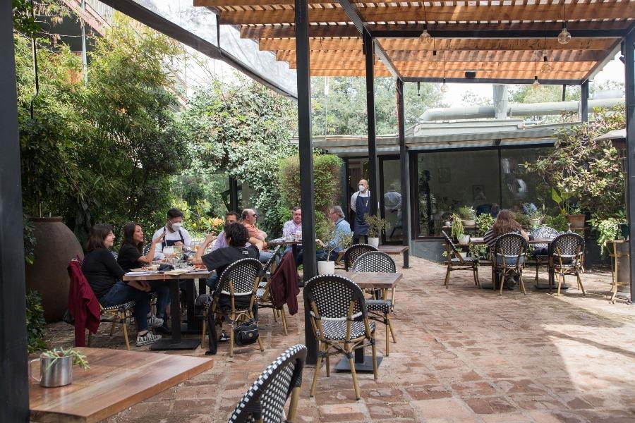 Áurea Restaurante Vitacura