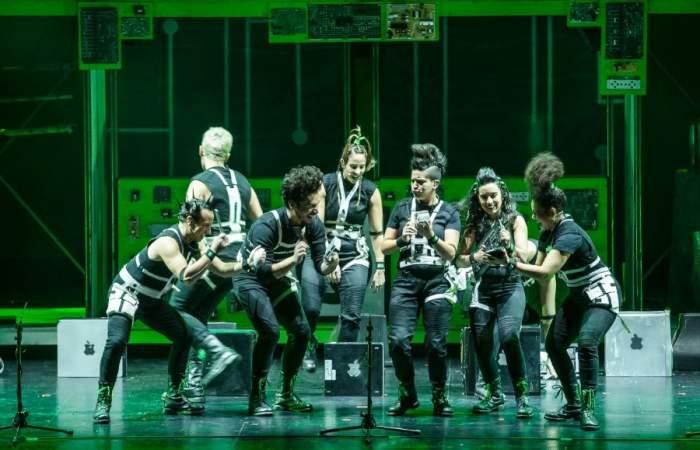 Chau, adiós chatarra electrónica: la obra de teatro familiar que se transmitirá por TV abierta