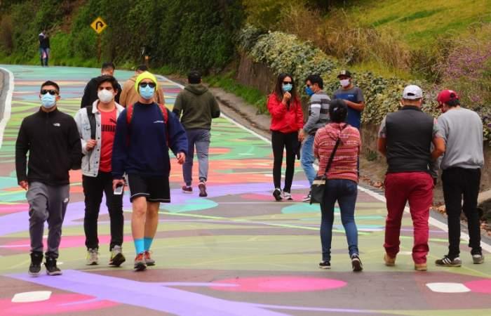 Vuelve la CicloRecreoVía del Parque Metropolitano