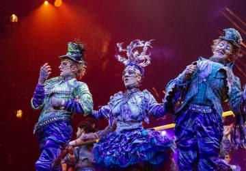 Alegría, el nuevo espectáculo del Cirque du Soleil que se transmitirá por TV abierta