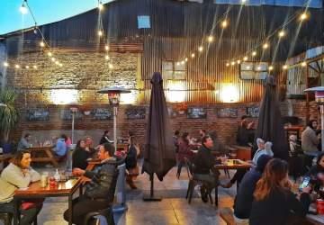 5 restaurantes y bares con terraza abiertos en Fiestas Patrias